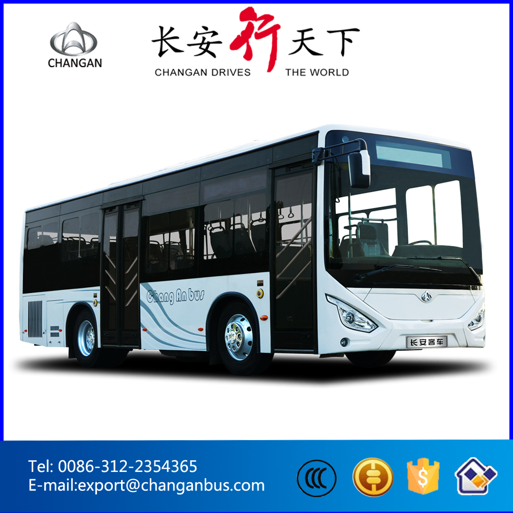 CHANGAN SC6901 28 seats City Bus not yutong bus