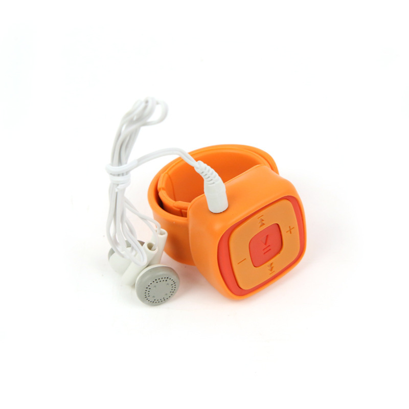 No Need Mp3 By Karan Aluja: Fashion Sport Mp3 Player,Kids / Students Gift Mp3,Silicone