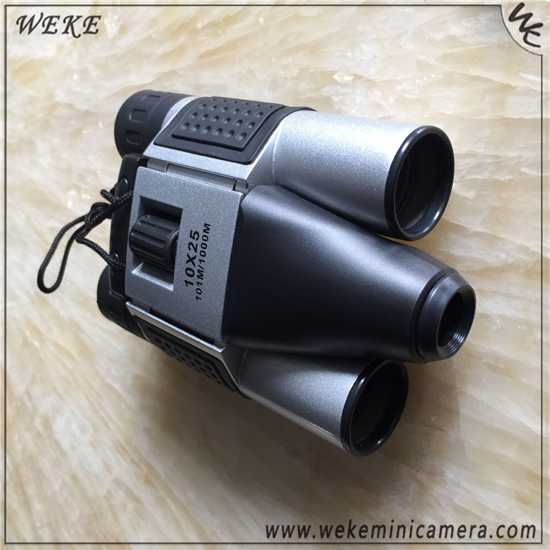 Weke 2016 High Quality Digital Hidden Binoculars Camera , Telescopic Camera