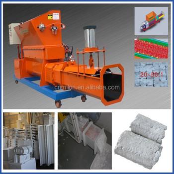 Eps Compactor Machine Styrofoam Foam Recycling Machine Buy Eps Pemadat Mesin Busa Mesin Daur Ulang Styrofoam Mesin Daur Ulang Product On Alibaba Com