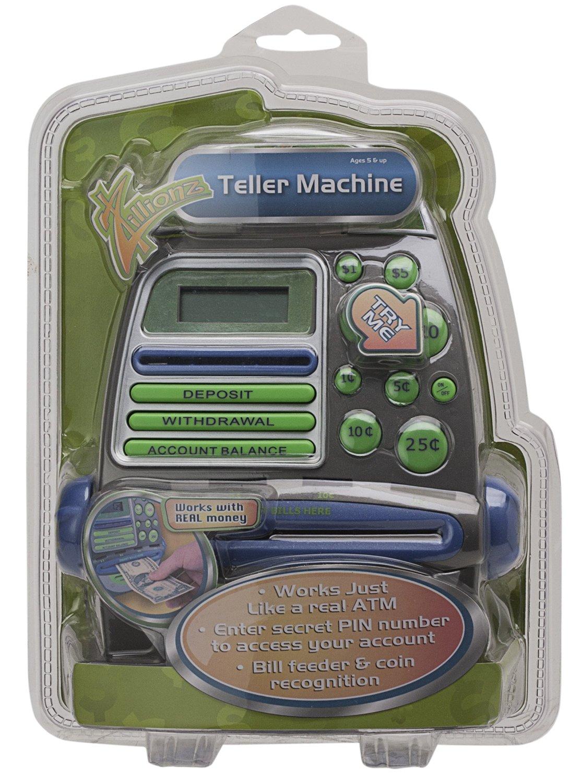 Zillionz Teller Machine