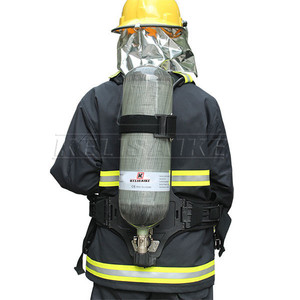 Fire Fighting Material Of Emergency Air Breathing Apparatus SCBA