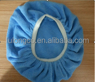 Manufacturer Directly Good Quality Microfiber Car Polishing Bonnet