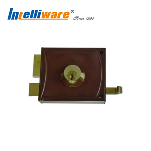 Wuxi Intelliware 1K1007 Backset 52mm Rim Door Lock