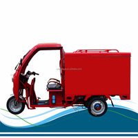 2018 Best Safety and Popular 48V Electric Tricycle for Express Delivery Vehicle