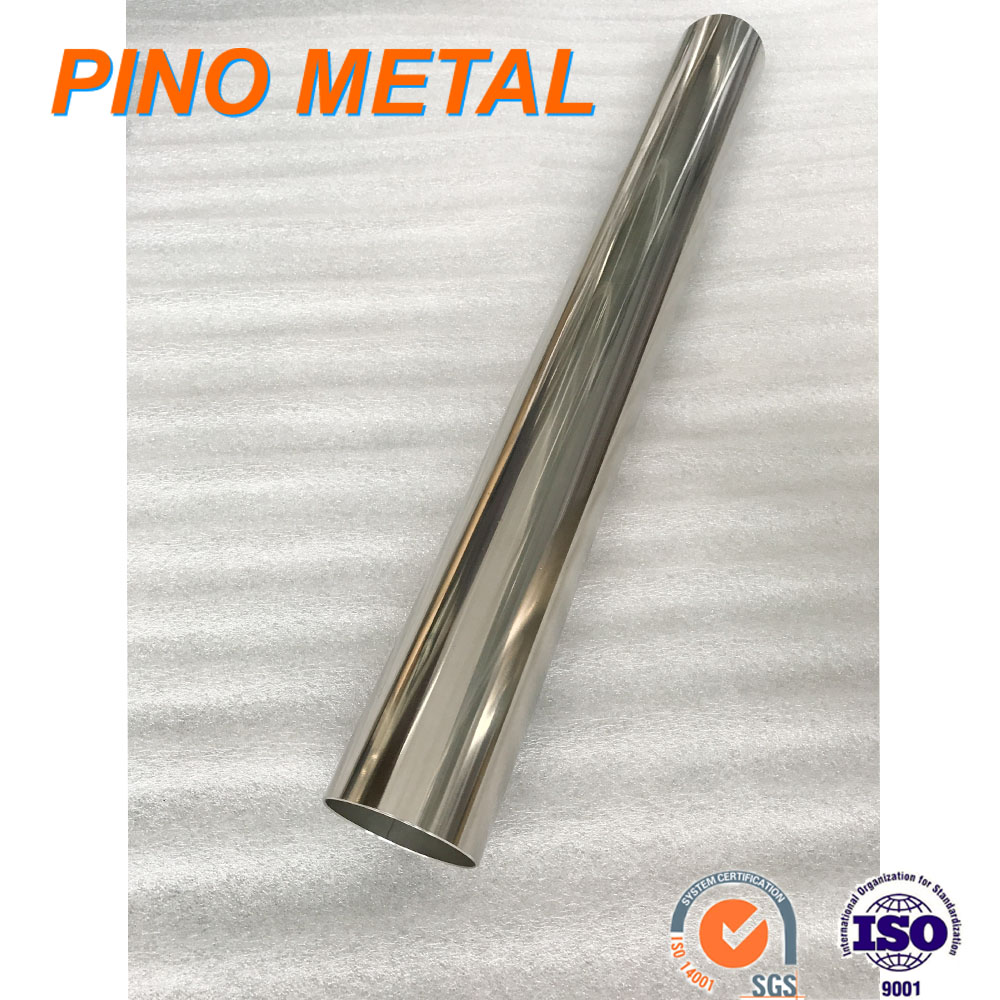 Factory hot sale stainless steel straight elbow for auto exhaust pipe
