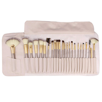 Private Label Professional 24 PCS Makeup Brushes Set