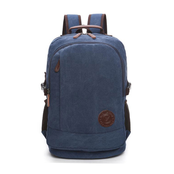 photos officielles 2f4a6 1dbe3 Wholesale Price Blue Durable Cotton Fancy School Bagpack Sac A Dos Homme  Canvas Leisure Sport Backpack For Girl - Buy Cotton Bagpack,Fancy School ...