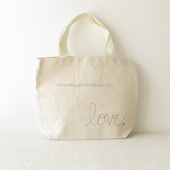 Small Canvas Bag Tote Bags Bulk