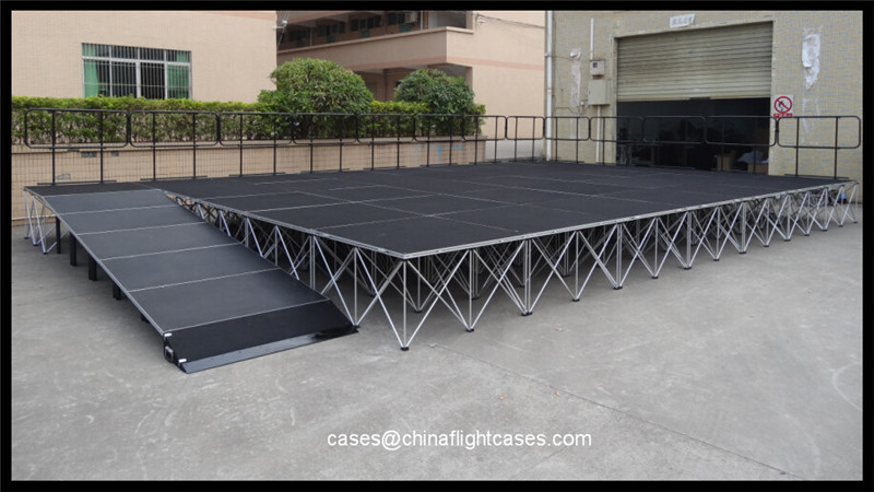 Folding Stage Risers For Sale Portable Stage Risers 10cm
