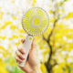 OXGIFT China Wholesale Factory Price Custom plastic Can charge USB handheld mini fan