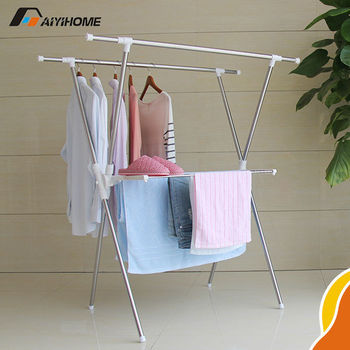 960e14951f49 X-type Stainless Steel Clothing Rack Chinese Newest Design For All Kinds Of  Clothing Hanger - Buy Clothes Hanger Stainless Steel Garment Hanger ...