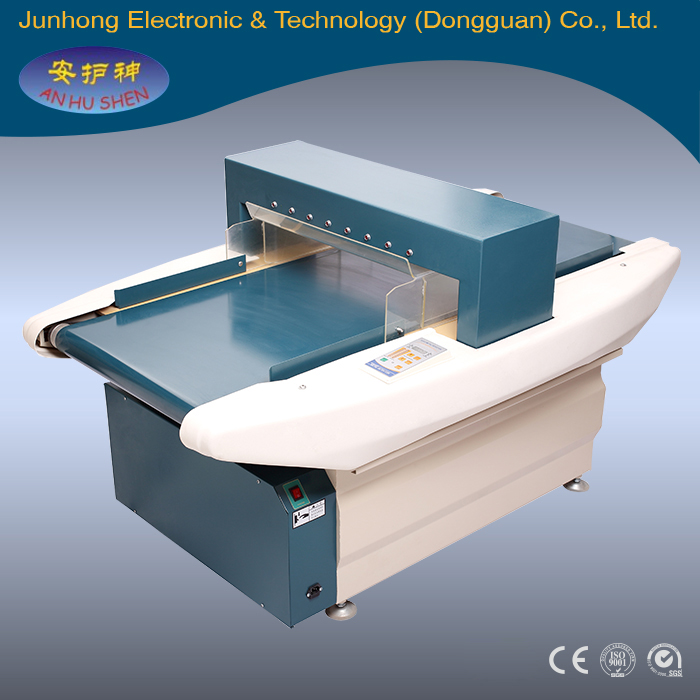 Shoes needle metal detector factory in China