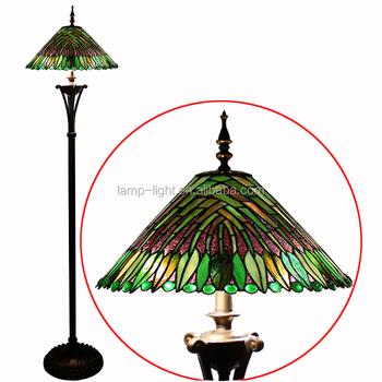 16 inch tiffany floor lamp s26216f18 handmade of bamboo tiffany 16 inch tiffany floor lamp s26216f18 handmade of bamboo tiffany style floor lamp for corridor from aloadofball Gallery