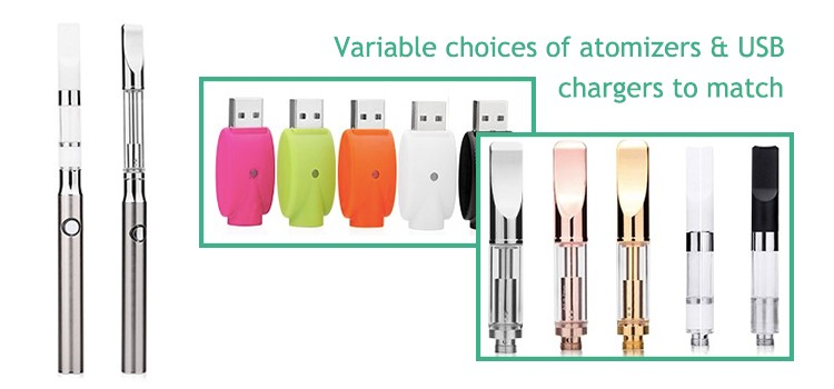 Cheap Price Batteries CBD Vape Pen Kit L0