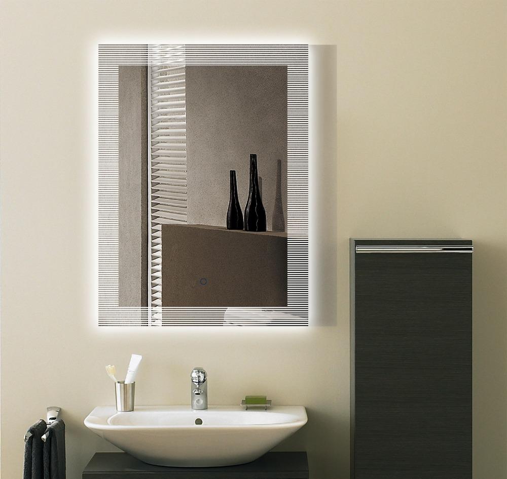 Behind Bathroom Mirror Light  Behind Bathroom Mirror Light. Led Behind Bathroom Mirror   Rukinet com