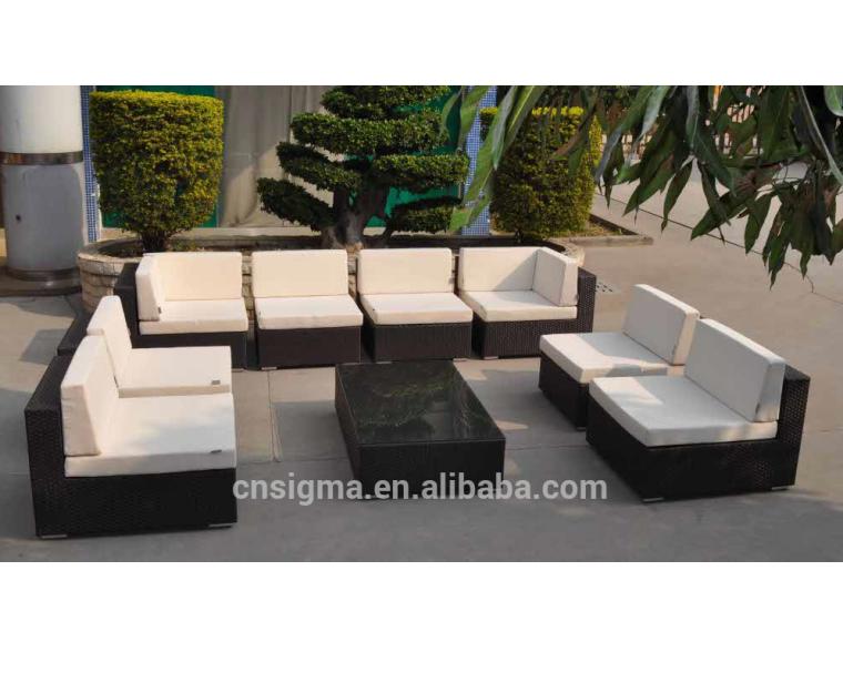 grossiste canape jardin acheter les meilleurs canape jardin lots de la chine canape jardin. Black Bedroom Furniture Sets. Home Design Ideas