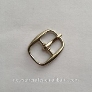 Custom metal buckle for handbags and shoes belt buckle parts