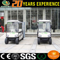 Wholesale electric utility buggy used golf cart with CE certification