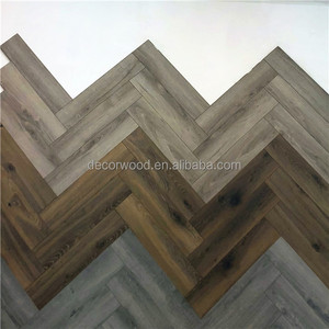 Herringbone Art Laminate Wood Parquet teak flooring