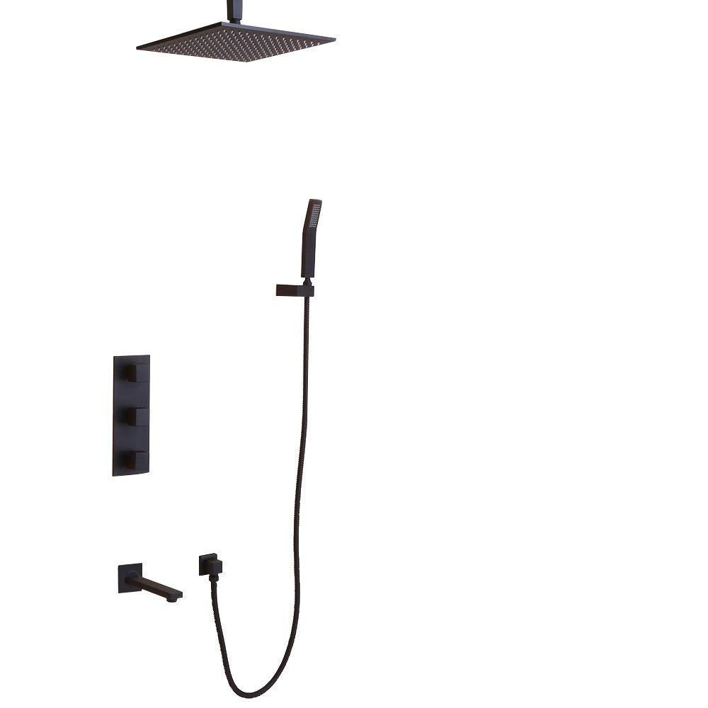 2-7//8-Inch x 7//8-Inch Polished Brass LASCO 03-6023 Tub Spout//Shower Arm Flange