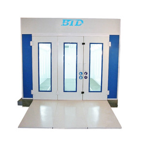 High quality China CE approved Auto Car Spray Paint Booth