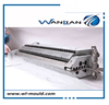 PP/PC/PVC hollow grid sheet/plate extrusion line/plastic flat sheet die