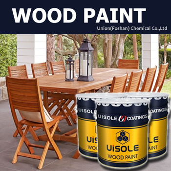 Anti UV Sunshine Clear PU Wood Varnish For Outdoor Furniture Part 97