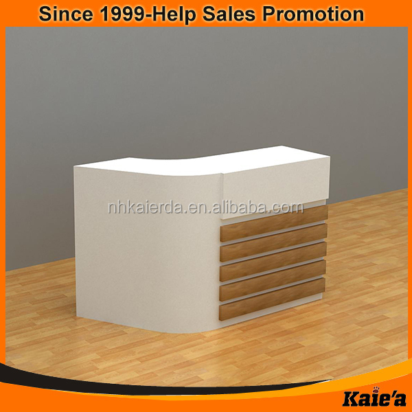 New Design Cash Counter Furniture For Shop