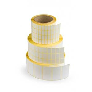 Zebra Technologies Corporation Zebra Label Paper 3 X 1in Direct Thermal Zebra Z-perform 1000d 3 In Core - 3 Width X 1 Length - 6
