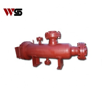 high efficiency natural gas filter and separator