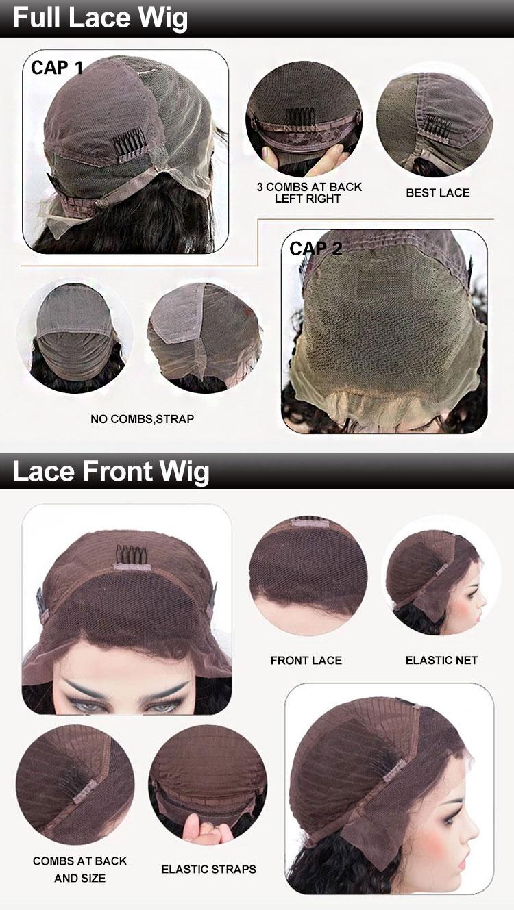China kant pruik vendors groothandel goedkope prijs goede kwaliteit Russische blonde 613 haarkant