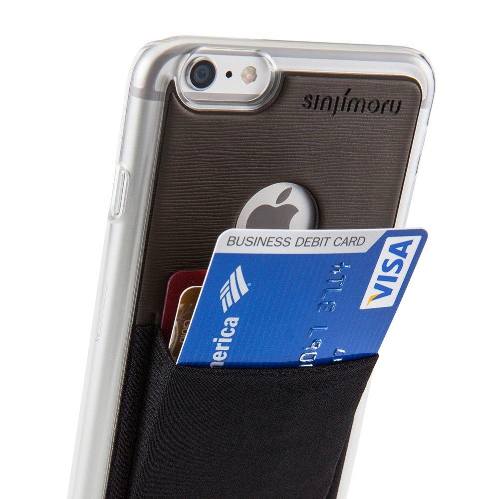 best website 51f8e 44bb6 Buy Sinjimoru iPhone 6 Plus / 6s Plus Wallet Case / Card Case / Case ...