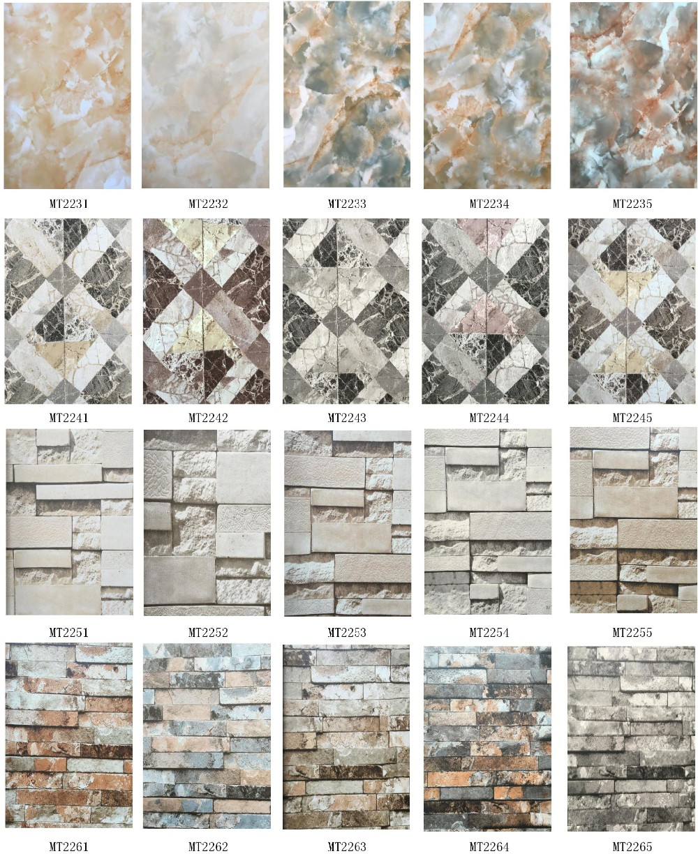 Cheap 3d Effect White Brick Wallpaper For Home Decoration