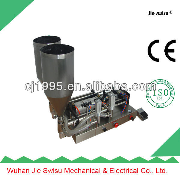 tire mounting paste filling machine packing machine