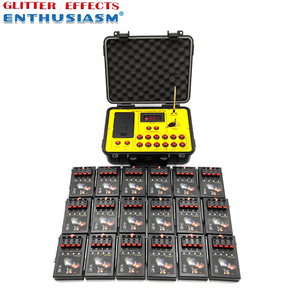 1200 group 72 channels transmitter remote control 18pcs 4 cue fireworks firing system