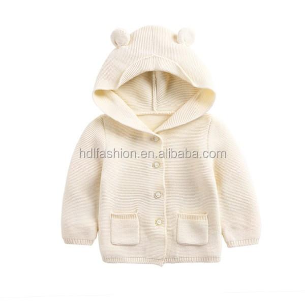 Baby Pullover Mit Kapuze Stricken Typ Kinder Kleidung Großhandel Buy Kinder Kleidung Großhandel,Baby Pullover Design,Strickmuster Baby Pullover