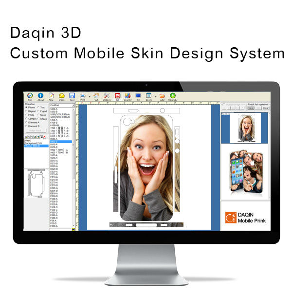 sticker design software for custom mobile phone accessories dubai