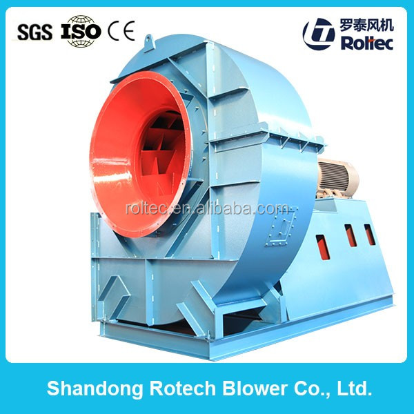 china centrifugal air blower with environmental friendly feature Y4-73