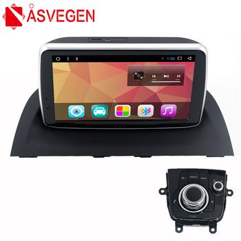 Digital TV andCar DVD player for 2014 MAZDA 3 with quad core gps navigation wifi