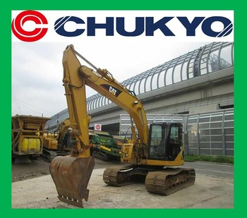 Japanese Used Excavator 314 Ccr - 3 <sold Out>/ Wide Steel Shoe ...