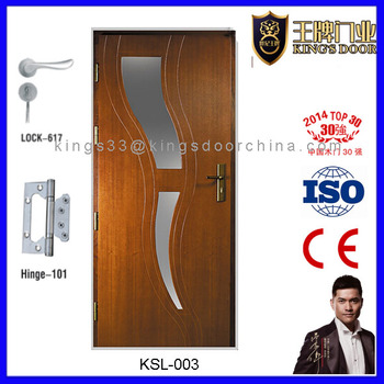 Latest design Economical Interior wooden doors with glass MDF PVC door bedroom door  sc 1 st  Alibaba Wholesale & Latest Design Economical Interior Wooden Doors With GlassMdf Pvc ...