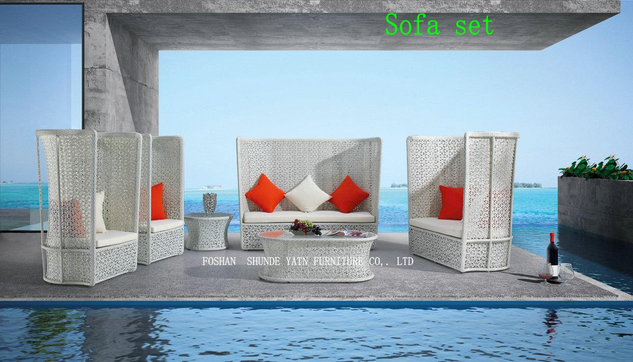 Foshan Shunde YATN Furniture Co., Ltd. - Aluminum-PE Rattan Furniture