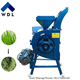 Fodder cutter/chaff cutting mill/cow feed grass cutter machine price
