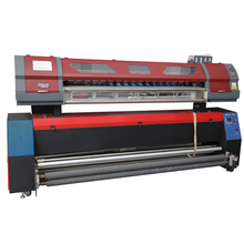Titanjet 1.8 m sublimatie <span class=keywords><strong>printer</strong></span> met verwarming direct print op polyester stof