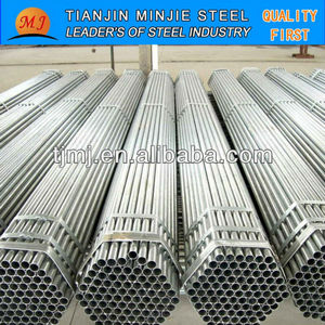 38.1----48.6mm Galvanized Pipe/GI Pipe made in China