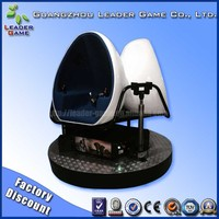 9d egg virtual with 1 2 3 seats 4 color cype full immersion experience