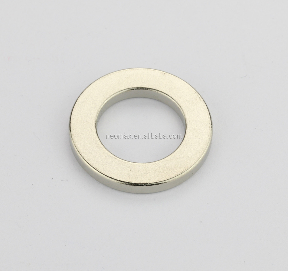 high performance Ring Magnet with Ni coating