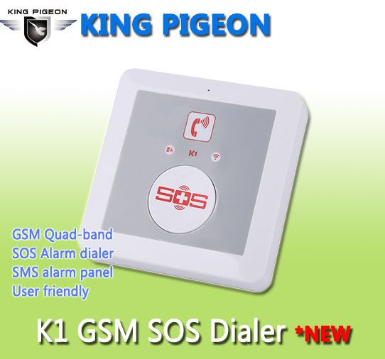 Wireless SIM Card Auto Dialer K1