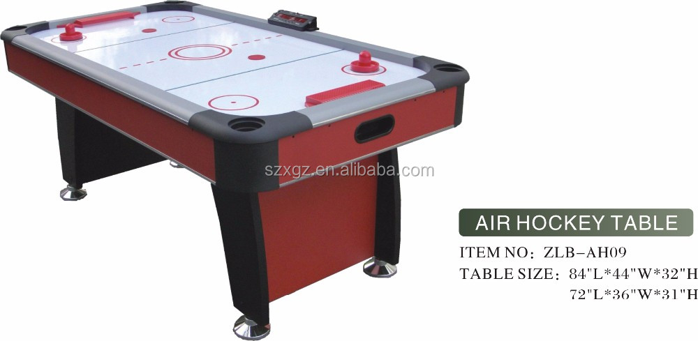 Superior Wooden Air Hockey Table 2017